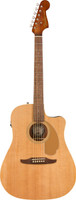 Fender Redondo Player Acoustic-Electric Guitar - Natural