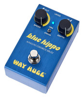 Way Huge Smalls Blue Hippo Analog Chorus Guitar Effects Pedal