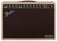 "Fender Tone Master Deluxe Reverb 1x12"" 100-watt Combo Amp - Blonde"