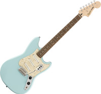 Squier Paranormal Series Cyclone - Daphne Blue