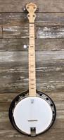 Used Deering Goodtimes 2 Banjo, Resonator - W/Cs