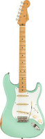 Fender  Vintera Road Worn® '50s Stratocaster - Surf Green