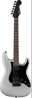 Fender Boxer Series Stratocaster HH, Rosewood Fingerboard - Inca Silver