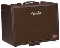 Fender Acoustic Junior Go - 100-watt Acoustic Amp with Rechargeable Battery