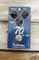 Used Fulltone '70 BC-108C Fuzz