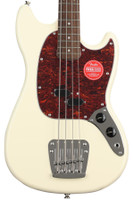 Squier Classic Vibe '60s Mustang Bass  Olympic White