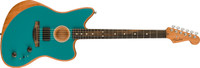 Fender American Acoustasonic Jazzmaster - Ocean Turquoise