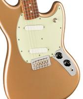 Fender Player Mustang - Firemist Gold