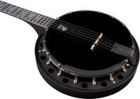 Deering Goodtime Blackgrass 5-String Banjo Natural