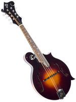 The Loar LM-520 Hand-Carved F-Model Acoustic Mandolin Sunburst