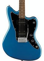 Fender Squier Affinity Series Jazzmaster Guitar, Laurel, Lake Placid Blue