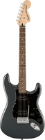 Squier Affinity Series Stratocaster HH - Charcoal Frost Metallic