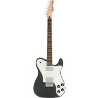 Squier Affinity Series Telecaster Deluxe - Charcoal Frost Metallic