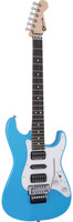 Charvel Pro-Mod So-Cal Style 1 HSH FR Electric Guitar - Robin's Egg Blue with Ebony Fingerboard