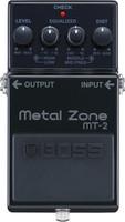 Boss 30th Anniversary MT-2-3A Metal Zone - Black