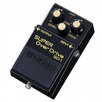 Boss SD-1 40th Anniversary Limited Edition Super Overdrive