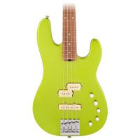 Charvel Pro Mod San Dimas PJ IV - Lime Green Metallic