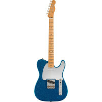 Fender J Mascis Telecaster - Bottle Rocket Blue Flake With Gigbag