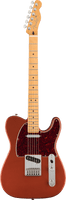 Fender Player Plus Telecaster®, Maple Fingerboard, Aged Candy Apple Red