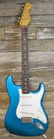 1999 Fender CIJ Stratocaster  - Blue Lucerne Firemist