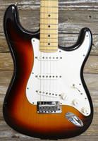 2006 Fender American Standard Stratocaster - 3 Tone Sunburst