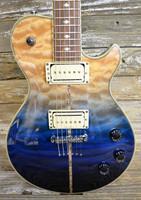 MIchael Kelly Patriot Custom Shop W/Cs - Blue Fade