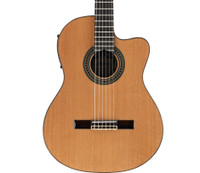 Alvarez AC65HCE Acoustic/Electric Classical Guitar