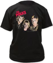 The Police Outlandos D'Amour Album Cover Artwork Men's T-shirt