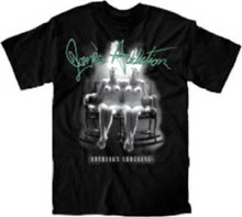 Jane's Addiction Nothing's Shocking Album Cover Artwork Men's Black T-shirt