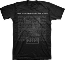Nine Inch Nails Head Like a Hole Song Single Album Cover Artwork