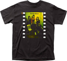 Yes The Yes Album Cover Artwork Men's Black T-shirt