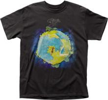 Yes Fragile Album Cover Artwork Men's Black T-shirt