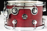 DW Performance Series 8x12 Tom - Cherry Stain