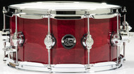 DW Performance Series 6.5x14 - Cherry Stain
