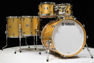 Yamaha Absolute Maple Hybrid 6pc 10/12/14/16/22/14SD Gold Champagne Sparkle