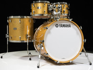 Yamaha Absolute Maple Hybrid 5pc 10/12/16/22/14SD Gold Champagne Sparkle