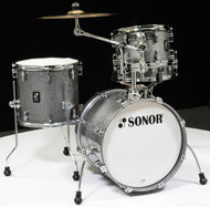Sonor AQ2 Maple Bop Kit 4pc Shell Pack - Titanium Quartz Lacquer