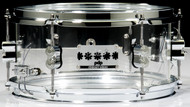 PDP Chad Smith Signature Acrylic 6x12 Snare Drum