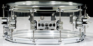 PDP Chad Smith Signature Acrylic 6x14 Snare Drum