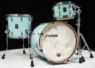 "Sonor SQ1 20"" 3pc Shell Pack - Cruiser Blue"