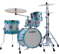 Sonor AQ2 Safari Drum Set - Aqua Silver Burst