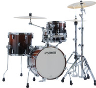 Sonor AQ2 Safari Drum Set - Brown Fade
