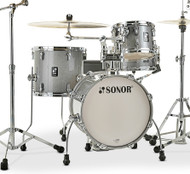 Sonor AQ2 Safari Drum Set - Titanium Quartz