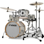 Sonor AQ2 Maple Bop Kit 4pc Shell Pack - White Marine Pearl