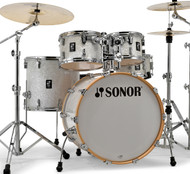 Sonor AQ2 Maple Stage 5pc Shell Pack - White Pearl