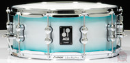 Sonor AQ2 Maple 14x6 Snare Drum - Aqua Silver Burst