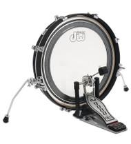 DW Design Series Pancake Bass Drum 3X 20 inch Black