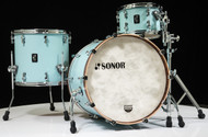 "Sonor SQ1 22"" 3-piece Shell Pack - Cruiser Blue"