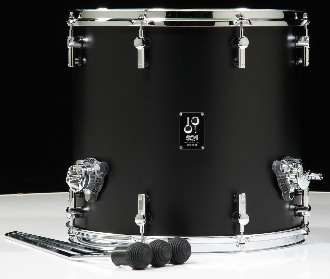 Sonor Sq1 22 Quot 6 Piece Shell Pack Gt Black