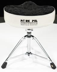 Pork Pie Big Boy Throne Silver /  Black Crush